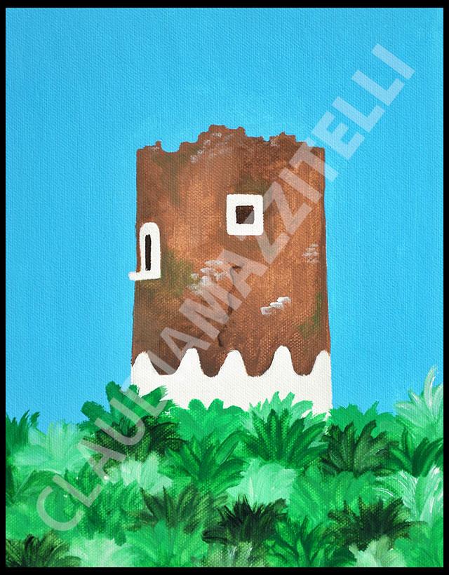 La Torre di Caserta vecchia